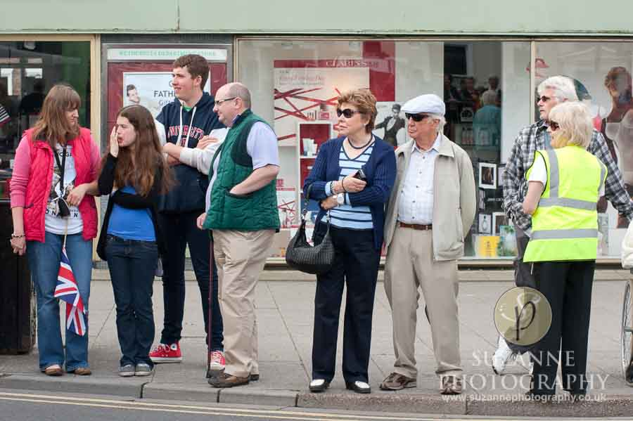 Olympic Torch in Selby North Yorkshire 100