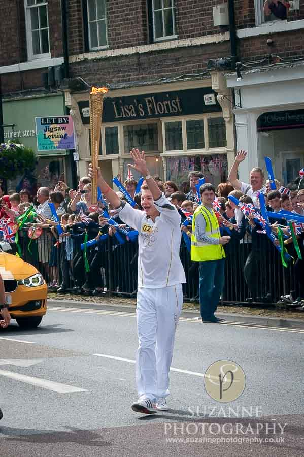 The Olympic Torch North Yorkshire 194