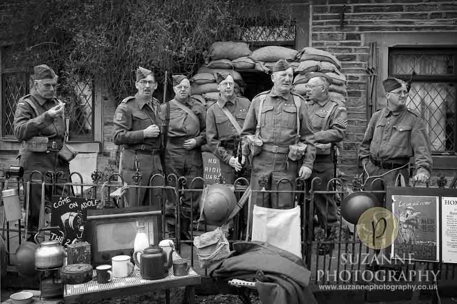 1940s weekend at Haworth Additional Gallery 0017