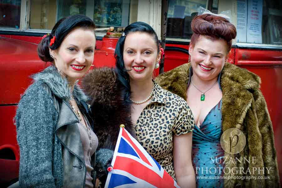 1940s weekend at Haworth Additional Gallery 0060