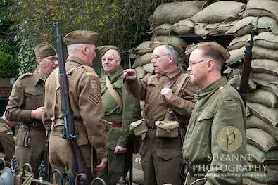 1940's weekend at Haworth - Additional Gallery