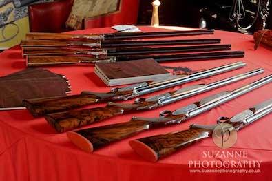 Ripley Castle Gun Exhibition Additional Gallery