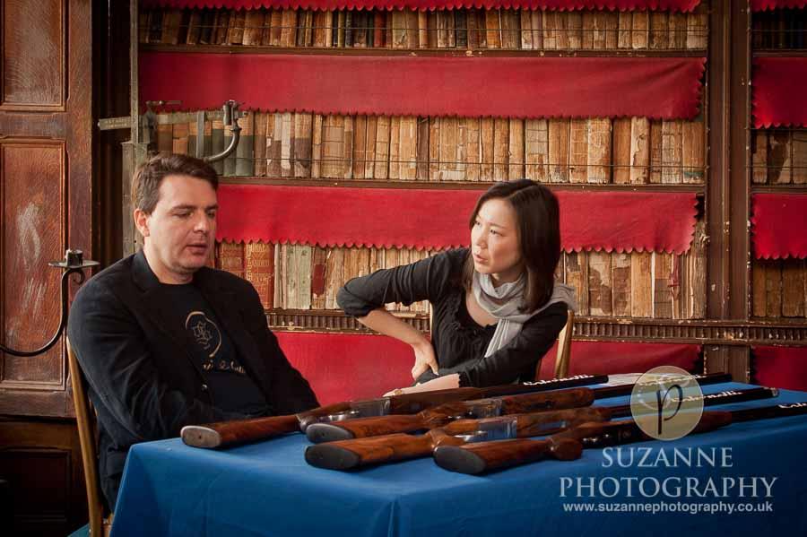 Ripley Castle Gun Exhibition Additional Gallery 0194