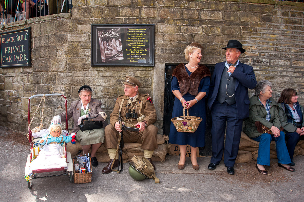 Upcoming Event Haworth 1940s Weekend 25th Anniversary