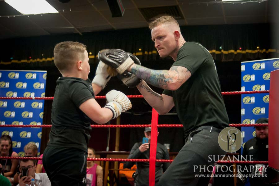 York Klis Charity Fight Night Additional Gallery Colour 0150