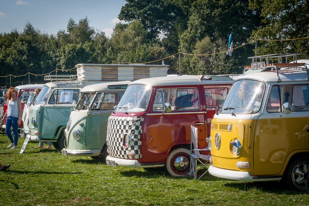 Upcoming Event Escrick Park Wild West Aircooled VW Show