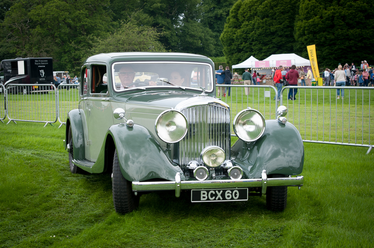 Upcoming Event Classic Car Show Castle Howard